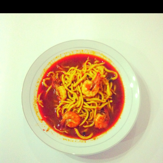 Mie Aceh Rebus ....yummy Indonesian Food <3