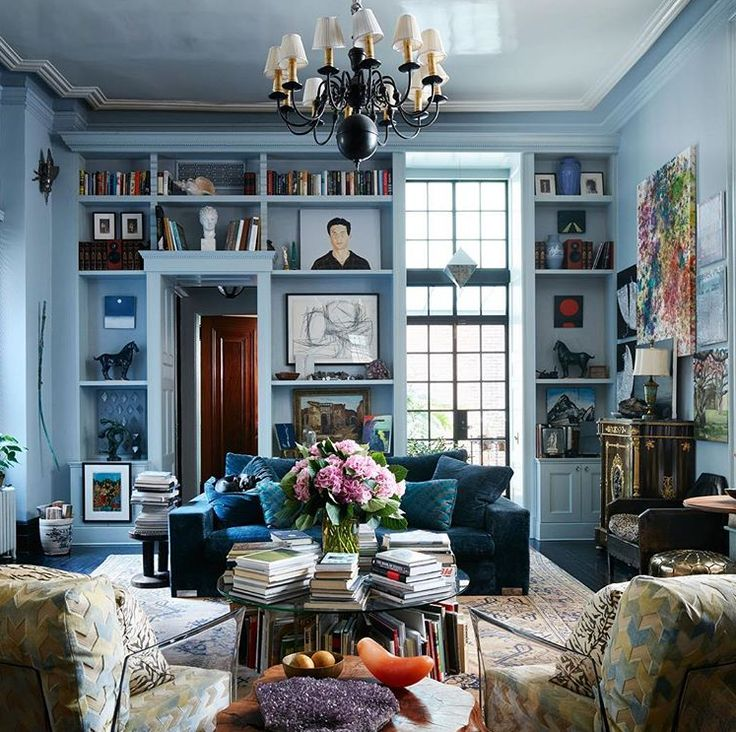 Paint it all 2339 best Eclectic Interiors