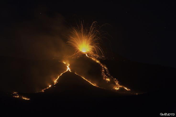 Erupting by Gaetano Manitta on 500px