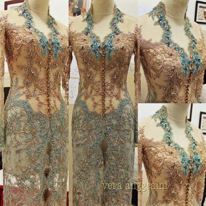 Beautiful combination by House of Vera