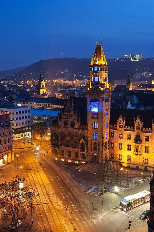 liebesdeutschland: Saarbrücken (Saarland), Deutschland