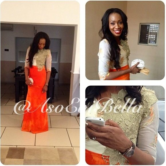 Igbo Fashion Wedges Shoes