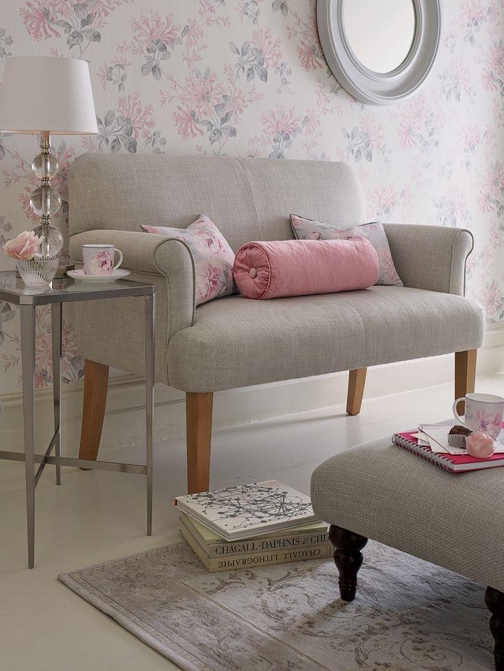 Laura Ashley AW15 #interiors #SilverSerenity