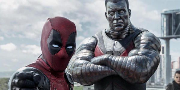 Ryan Reynolds Shared A Hilarious Thanksgiving Themed Deadpool 2 Poster #FansnStars