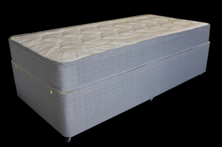 2ft6 Comfort Sprung Divan Bed - £199.95 - Our most popular bed just got better. This range is now upholstered in quality damask fabrics so not only do they feel great, they look fantastic!  Soft layers of fillings on both sides for a deeper quilted feel and look and with a strong spring unit inside and then reinforced at the edges. The mattress can be turned and rotated for a longer life.