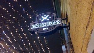 Gratar Urban in Brasov