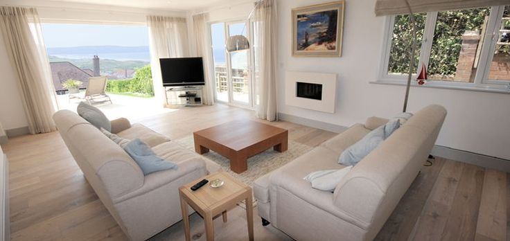Long Beach House | Woolacombe Holiday Cottages | Ocean Cottages