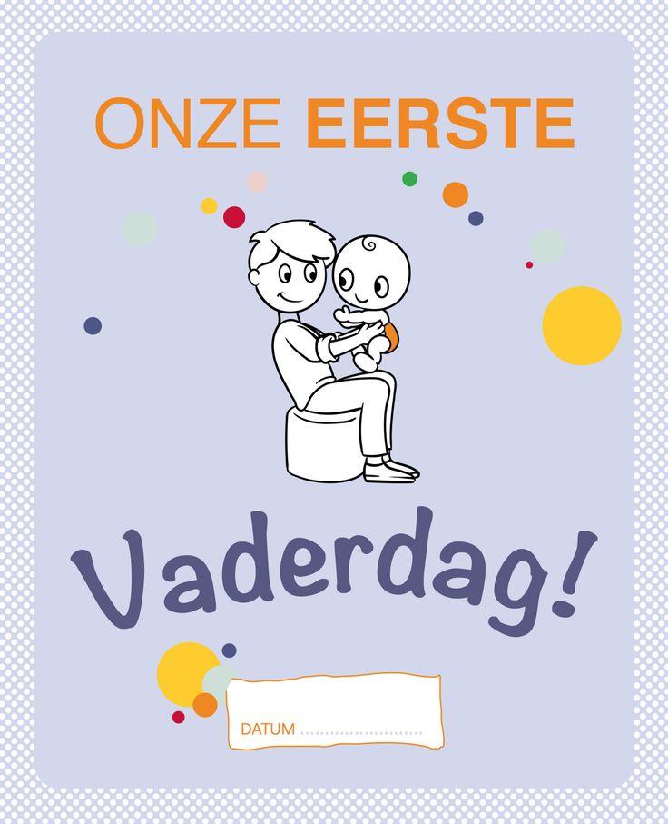 Speciaal voor papa's hebben we een EXCLUSIEVE Oei, ik groei! Fotokaart ontworpen!! Print hem uit en maak een leuke foto van je eerste Vaderdag samen met je kindje (geboren of ongeboren :D )