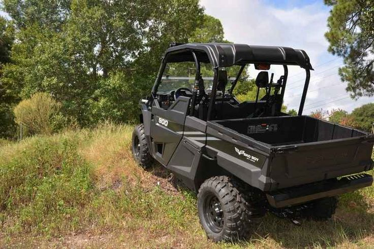 New 2017 Bad Boy Off Road Stampede 900 EPS ATVs For Sale in Florida. 2017 Bad Boy Off Road Stampede 900 EPS, Freedom isn t found between the painted lines of a paved road. It s out just past the horizon, through the fields, the trails and the trees. Bad Boy built the Stampede 900 4x4 with 80HP, so you could explore every mile. Your independence is out there. We re here to help you find it. This particular Bad Boy is equipped with the Hunter's Package, which includes Front and rear bumpers…