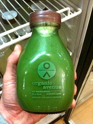 """With all the talk about """"juicing"""" this week (thanks Lance...) we confess that we juice too...but ours is legal and healthy. Check out Gwyneth's detox juice recipe."""