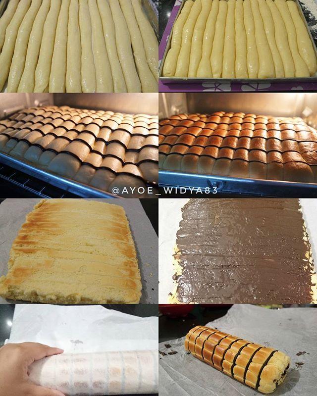 Roti Gulung Coklat Pisang Lihat Model Roti Gulung Yang Satu Ini Di Breadlife Coba2 Bikin Ah Penasaran Abis Sama Car Makanan Dan Minuman Resep Roti Makanan