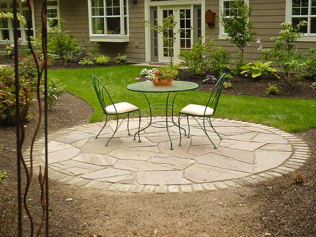 Inspirational Backyard Stone Work Ideas