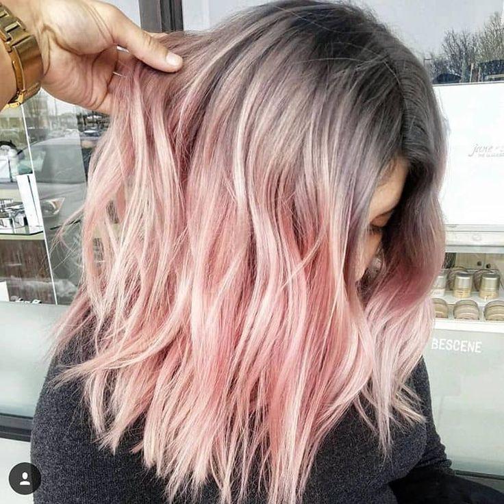50 Fett und Subtile Art und Weise zu Tragen Pastell Rosa Haare