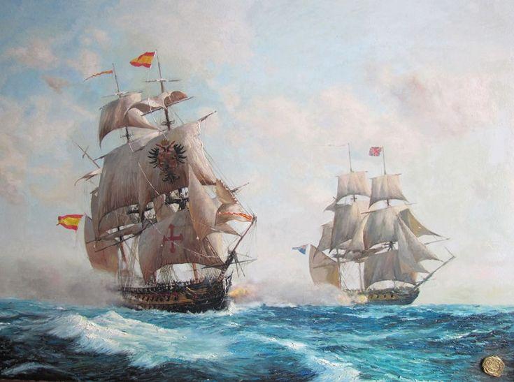 "SHIPS: ""La Armada Invencible"" (Spanish Armada), by Javier Fernández Pérez."