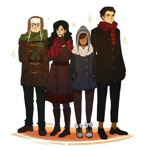 Team Avatar: 611 Best Legend Of Korrasami (and Other Stuff Good Too