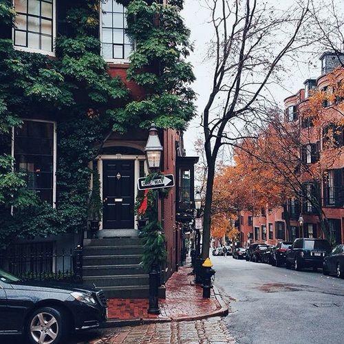 boston and world image Pinterest / @tashtate4