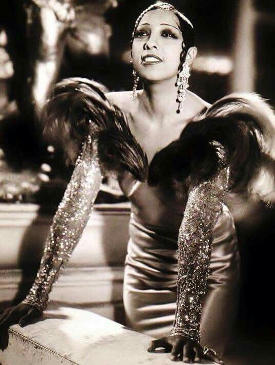 Beautiful Josephine Baker