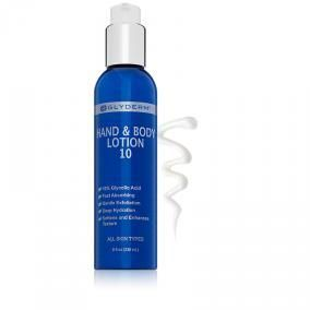 Hand and Body Lotion 10