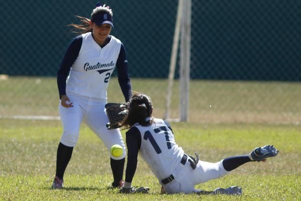 Guatemala - Women's Softball Day