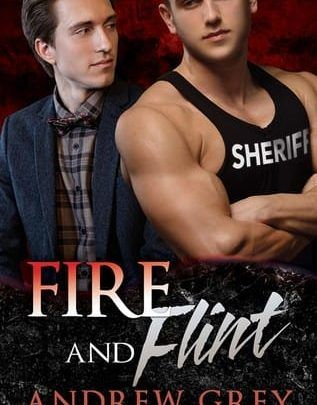 Release+Day+Review:+Fire+and+Flint+by+Andrew+Grey