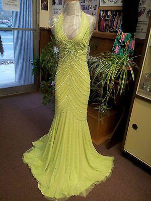 Smooth Ballroom Dance Dress. Sunlime. #20226 Size: 2 I like it