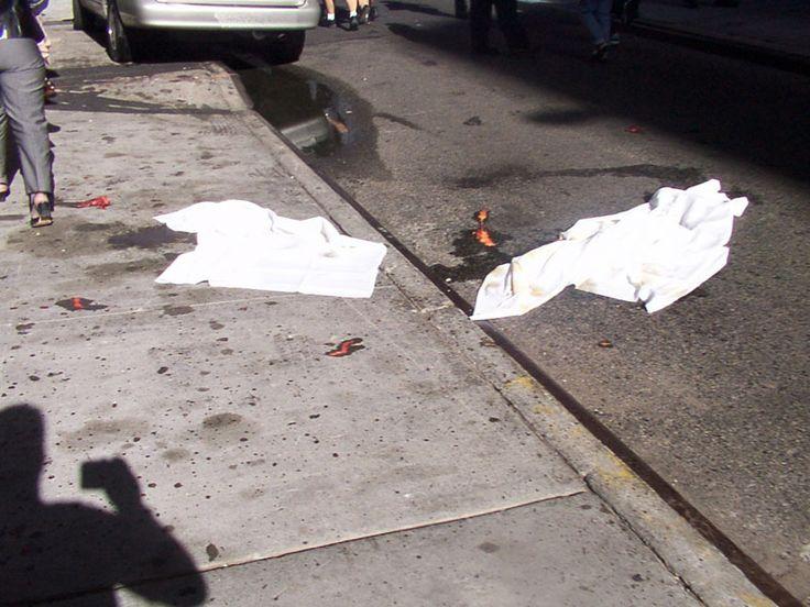 Human Debris / WTC 911