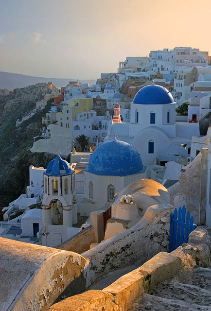 Santorini | Most Beautiful Pages
