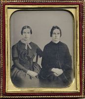 2nd photo of Emily Dickinson found? And with her lady friend? I knew it!