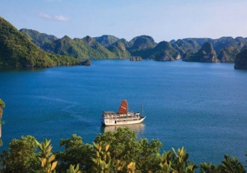 Galaxy Premium Cruise 2D1N  2 days & 1 night at Halong Bay starts from $ 149 | $ 75  per day All Incl. Luxury Private Cabin + Guide + Meals + Fees + Tai Chi + Transport + Cruise Trip + Cooking class + Kayak  24h Tour - luxury premium selected cruise trips combine the meaningful small-group travel experiences we've made famous with a little more polish. Join & Enjoy Now Galaxy Premium Cruise! One of our premium selections for Halong Bay.