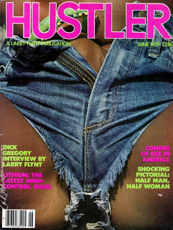 Hustler June 1979