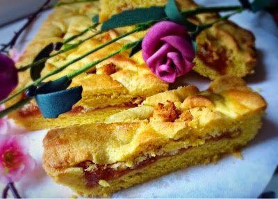 Francy non solo torte: Crostata gluten free con confettura di albicocche