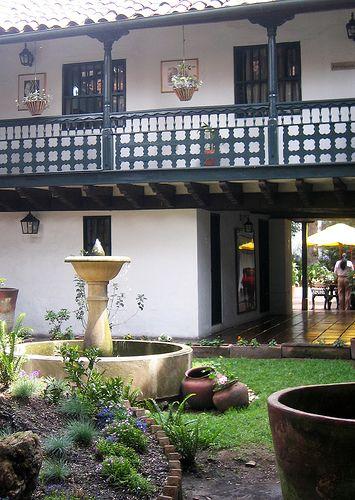CASA DE LA SOCIEDAD DE AMIGOS DEL PAÍS - La Candelaria, Bogota Colombia