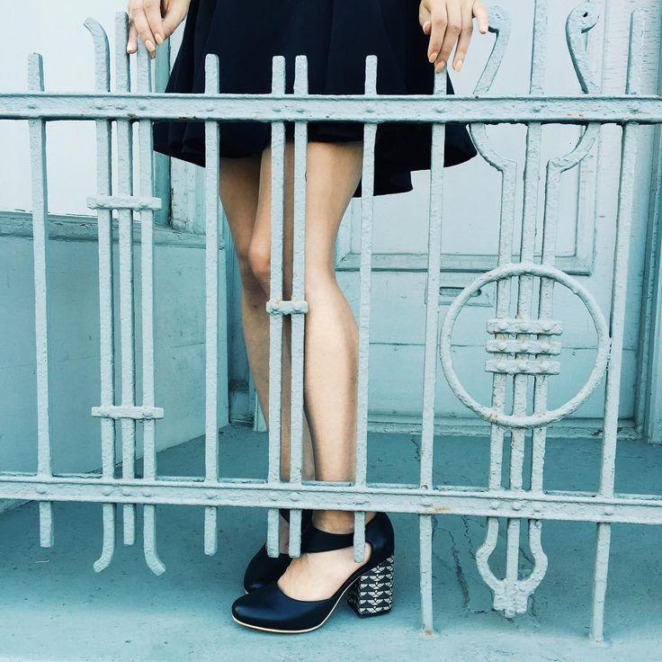 A standout heel (literally)