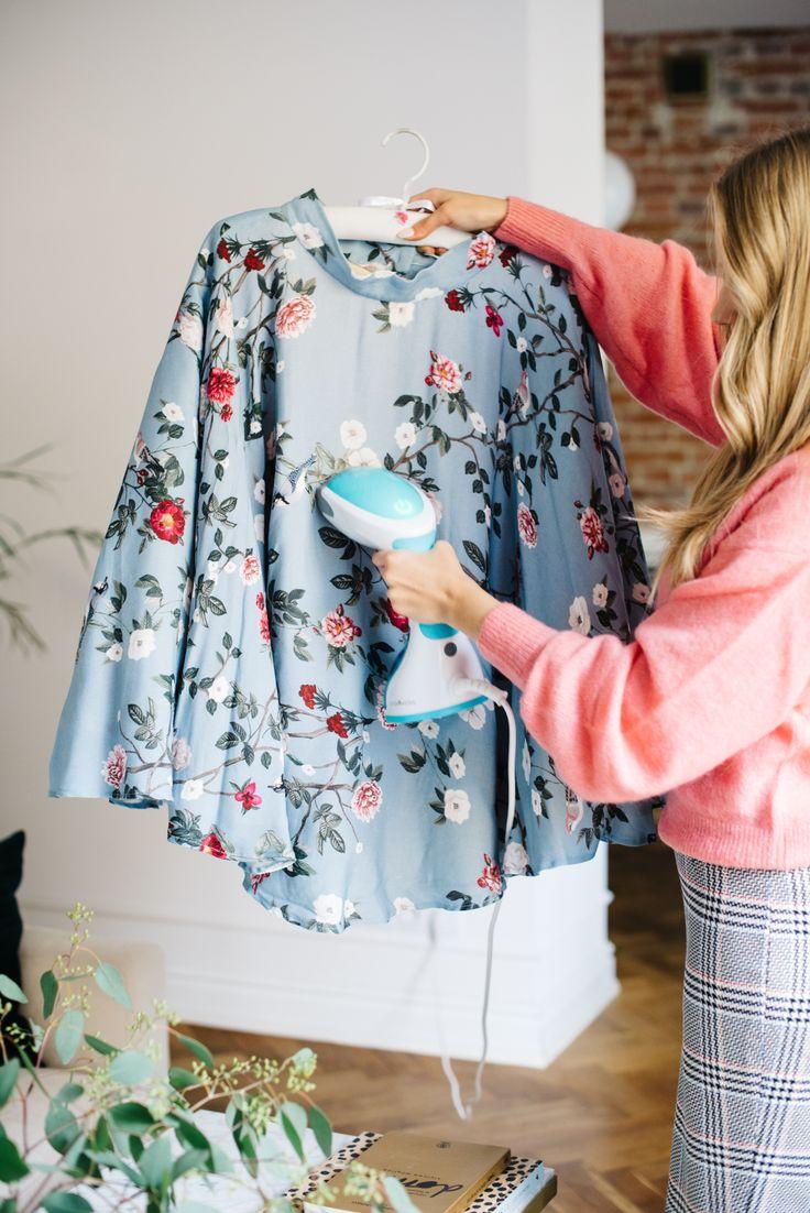 Koniec z wygniecionymi sukienkami • haukotella.com