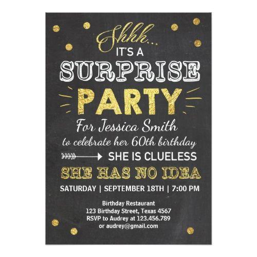 Surprise birthday dinner invitation wording pasoevolist surprise birthday dinner invitation wording stopboris Choice Image