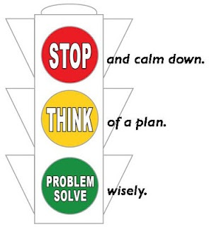 This would be good to modify for the kid when he gets stressed and overwhelmed