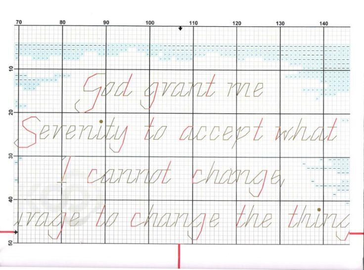 God Grant Me Serenity chart3