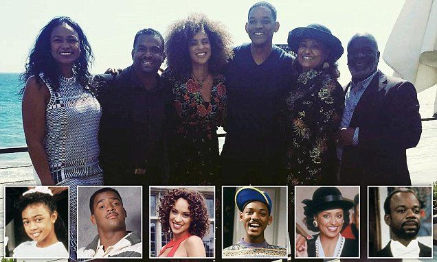 Alfonso Ribeiro throws Instagram into a frenzy with reunion picture