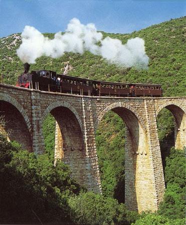 Pelion Train, Greece