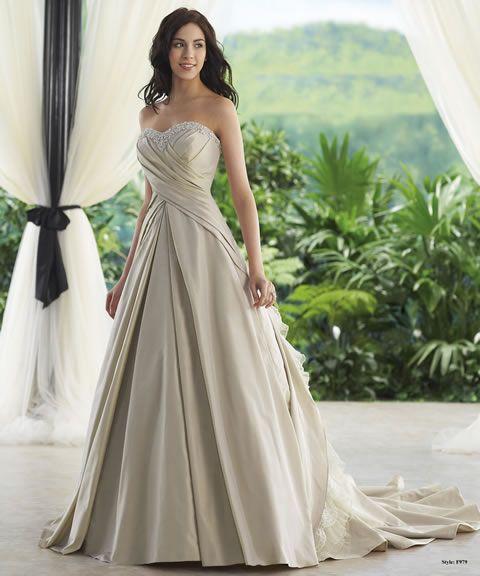 vestidos de novia sencillos y elegantes - Buscar con Google