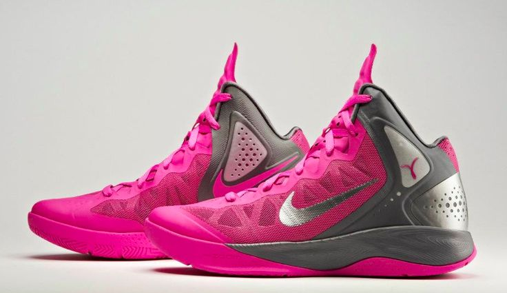pink nike basketball shoe s