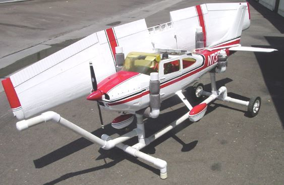 Rc Airplane Transport Rack Click To See Fullsize Image