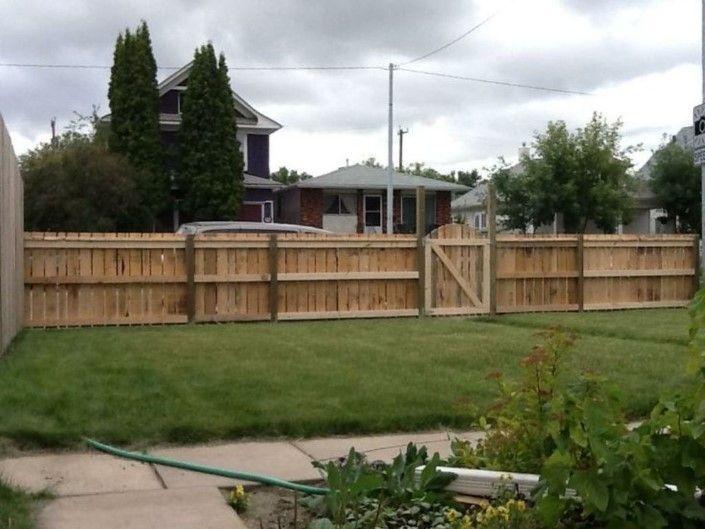 13 Excellent Wooden Fence Types Ideas Fence Design Pallet