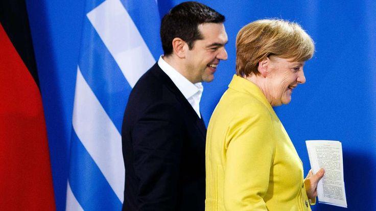 Auf diese Themen wurden beim Abendessen von Tsipras und Merkel verzichtet: Staatsbesuch mit Schweigeliste http://www.bild.de/politik/inland/alexis-tsipras/besuch-in-berlin-bei-merkel-40279716.bild.html