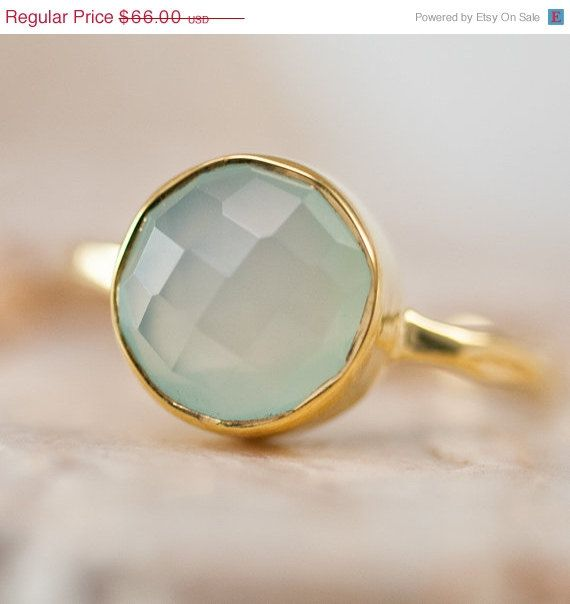 of blue chalcedony online handmade full kind com sterling silver rings gemstone buy oval ring a at one