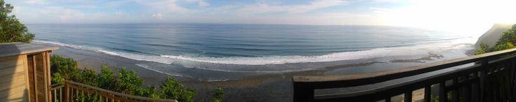 Panorama view, Karma Kandara Beach (Bali - Indonesia).