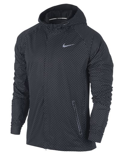 Nike Shield Flash Max Jacket   GQ   Running At Night? This Nike Jacket Will Scare Cars Away