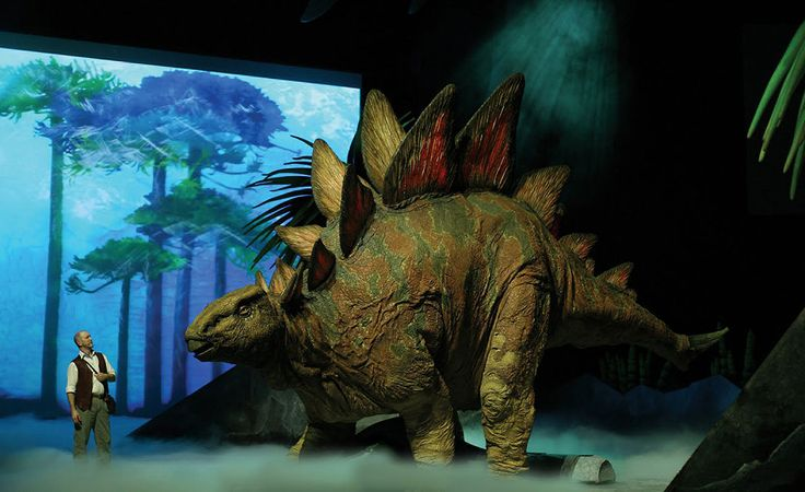 #TBT   AV Stumpfl #AVWings & #Screens were used long ago at @walkwithdinos arena tour via Screenworks NEP.  Here's how: http://bit.ly/1VPHAio