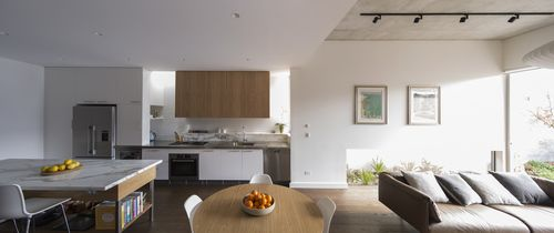 Woollahra House | Undertaken whilst working with Sam Crawford