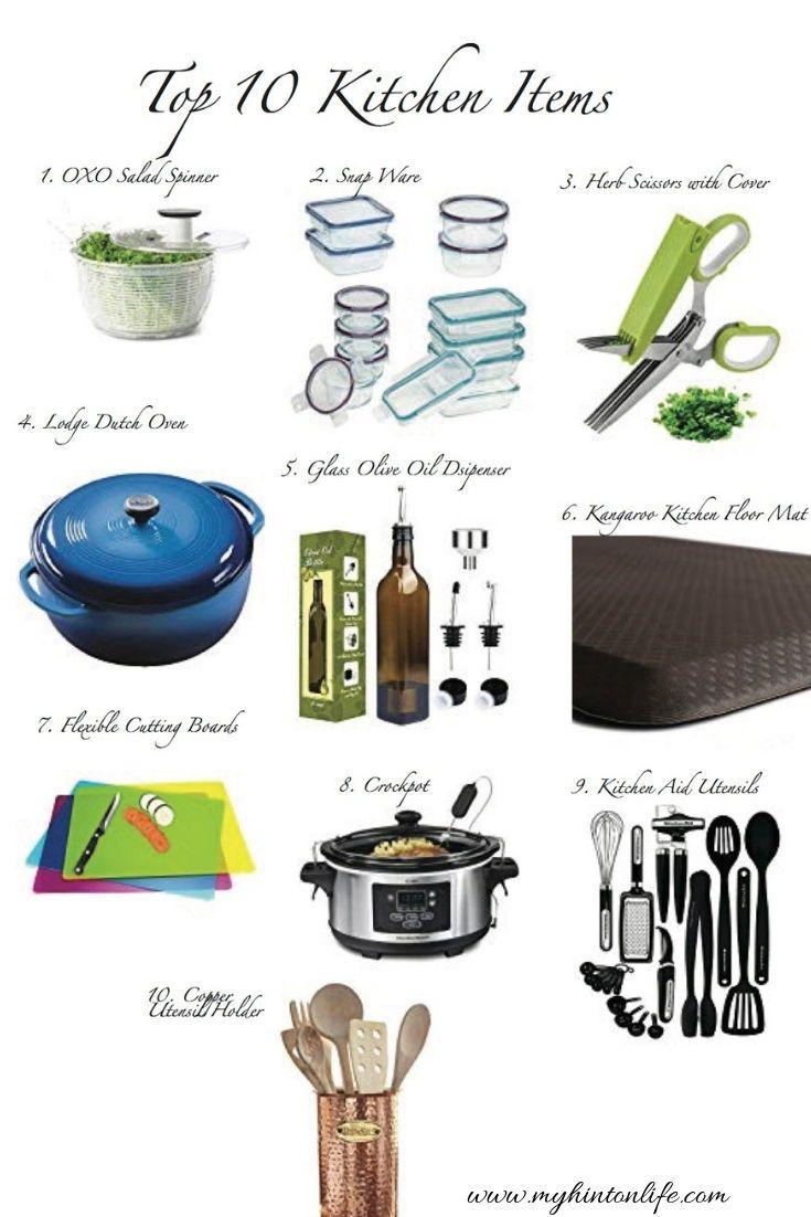 Top 10 Amazon Kitchen Items Kitchen Items Essential Kitchen